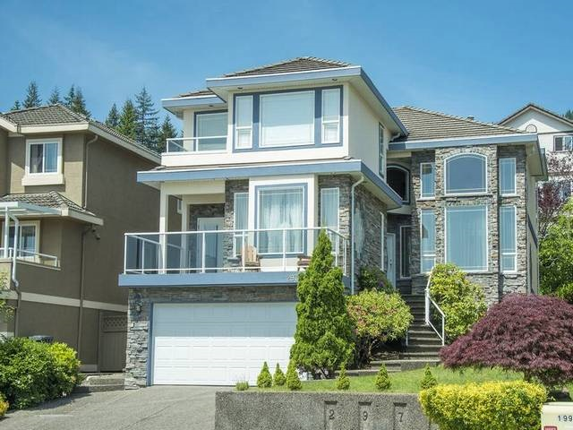 Main Photo: 2971 BLACKBEAR Court in Coquitlam: Westwood Plateau House for sale : MLS(r) # R2175032