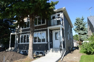 Main Photo: 12220 122 Street in Edmonton: Zone 04 House Half Duplex for sale : MLS(r) # E4068375