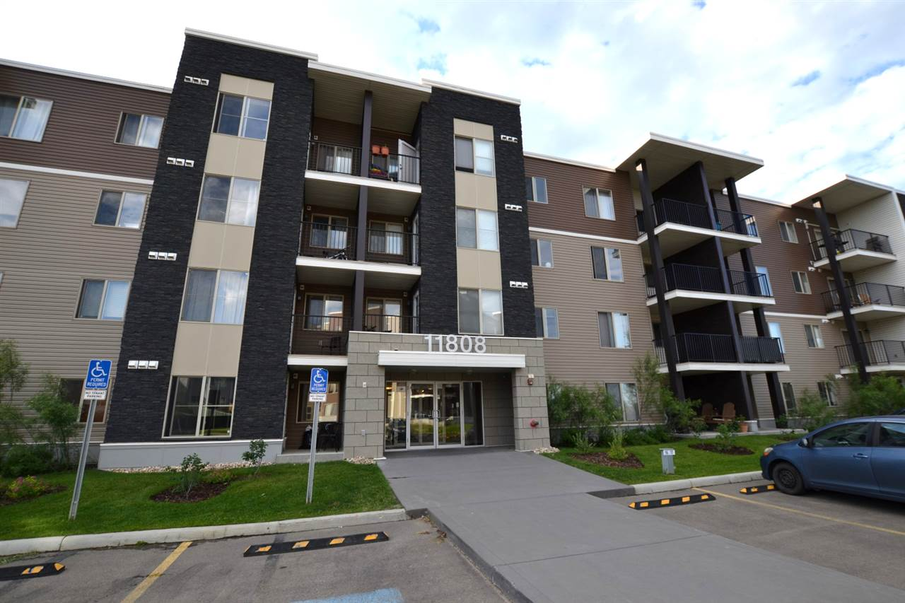 Photo 2: 114 11808 22 Avenue in Edmonton: Zone 55 Condo for sale : MLS® # E4072500