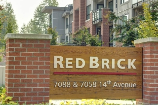 "Main Photo: 416 7058 14TH Avenue in Burnaby: Edmonds BE Condo for sale in ""REDBRICK B"" (Burnaby East)  : MLS® # R2194627"