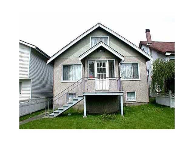 Main Photo: 2249 E BROADWAY in Vancouver: Grandview VE House for sale (Vancouver East)  : MLS®# R2204541