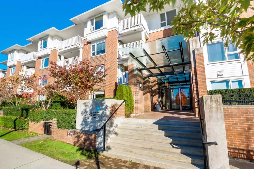 "Main Photo: 413 4783 DAWSON Street in Burnaby: Brentwood Park Condo for sale in ""COLLAGE"" (Burnaby North)  : MLS® # R2213061"