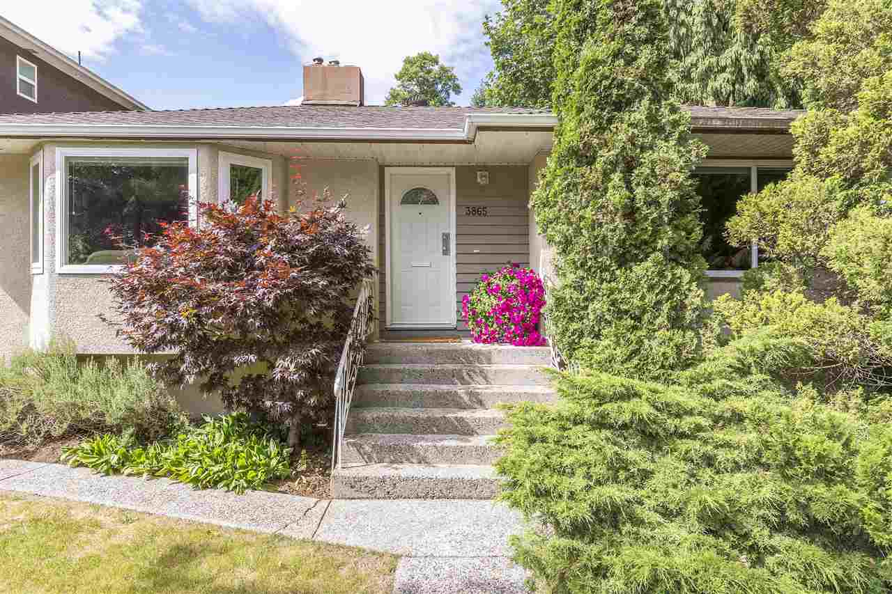 Main Photo: 3865 SOUTHWOOD Street in Burnaby: Suncrest House for sale (Burnaby South)  : MLS®# R2215843