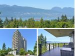 Main Photo: 901 5989 WALTER GAGE ROAD in Vancouver: University VW Condo for sale (Vancouver West)  : MLS®# R2206407