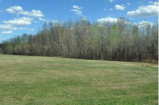 Main Photo: 22 23429 TWP 584 Road: Rural Westlock County Rural Land/Vacant Lot for sale : MLS®# E4099987