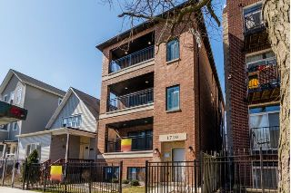 Main Photo: 1710 Albany Avenue Unit 3 in CHICAGO: CHI - Humboldt Park Condo, Co-op, Townhome for sale ()  : MLS®# 09894444