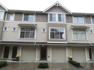"Main Photo: 115 19525 73 Avenue in Surrey: Clayton Townhouse for sale in ""Uptown"" (Cloverdale)  : MLS®# R2250605"