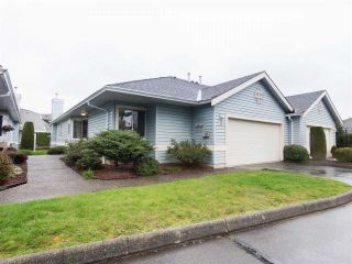 "Main Photo: 53 5550 LANGLEY Bypass in Langley: Langley City Townhouse for sale in ""RIVERWYNDE"" : MLS®# R2258713"