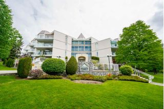 "Main Photo: 214 1219 JOHNSON Street in Coquitlam: Canyon Springs Condo for sale in ""MOUNTAINSIDE PLACE"" : MLS®# R2270834"