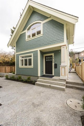 Main Photo: 1848 W 14 Avenue in Vancouver: Kitsilano Townhouse for sale (Vancouver West)  : MLS®# R2322240