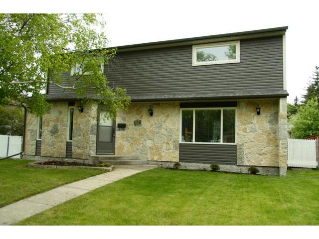 Main Photo: 514 River Road in WINNIPEG: St Vital Residential for sale (South East Winnipeg)  : MLS(r) # 1110563