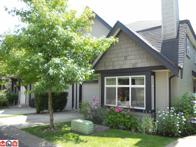 "Main Photo: 29 15968 82ND Avenue in Surrey: Fleetwood Tynehead Townhouse for sale in ""Shelbourne Lane"" : MLS® # F1119632"