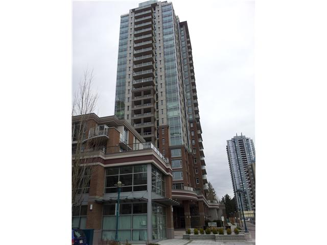 Main Photo: 2603 1155 THE HIGH Street in Coquitlam: North Coquitlam Condo for sale : MLS® # V928693