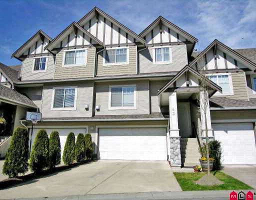 Main Photo: 26 18181 68 Avenue: Cloverdale Townhouse for sale : MLS®# F2821722