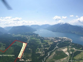 Main Photo: Lot 8 Alexander Road in Nakusp Rural: Home for sale : MLS® # 2217145