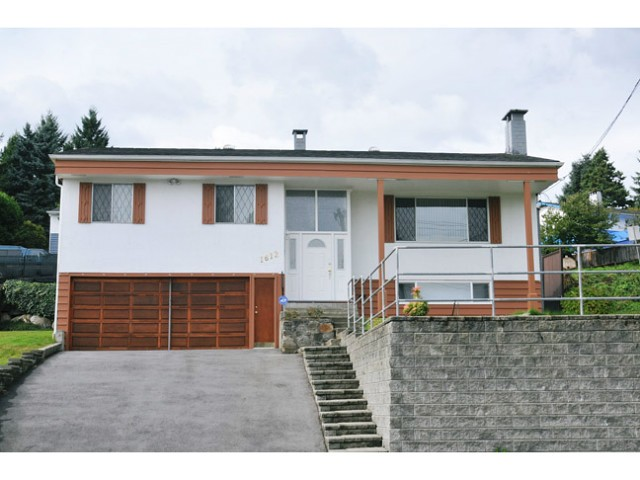 Main Photo: 1612 PITT RIVER Road in Port Coquitlam: Mary Hill House for sale : MLS® # V1030761