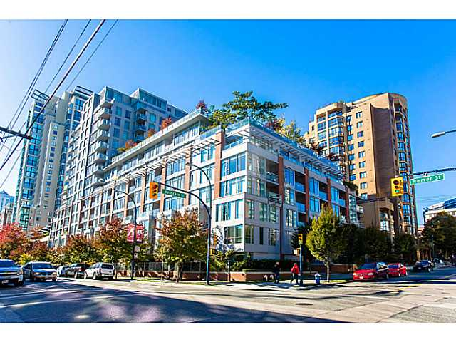 "Main Photo: 1101 HOMER Street in Vancouver: Yaletown Townhouse for sale in ""H&H"" (Vancouver West)  : MLS®# V1032801"
