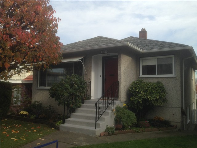 Main Photo: 6282 WINDSOR ST in Vancouver: Fraser VE House for sale (Vancouver East)  : MLS®# V1034890