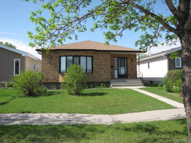 Main Photo: 1286 Leila Avenue in WINNIPEG: Maples / Tyndall Park Residential for sale (North West Winnipeg)  : MLS® # 1412296