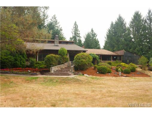 Main Photo: 5435 Kiowa Road in VICTORIA: SW Prospect Lake Single Family Detached for sale (Saanich West)  : MLS(r) # 353716