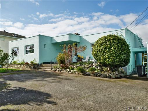 Main Photo: 318 Clifton Terrace in VICTORIA: Es Saxe Point Single Family Detached for sale (Esquimalt)  : MLS® # 357253