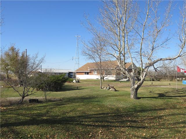 Main Photo: 174004 Range road 245: Rural Vulcan County House for sale : MLS®# C4036542