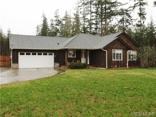 Main Photo: 2958 Sarah Drive in SOOKE: Sk Otter Point Single Family Detached for sale (Sooke)  : MLS® # 360069