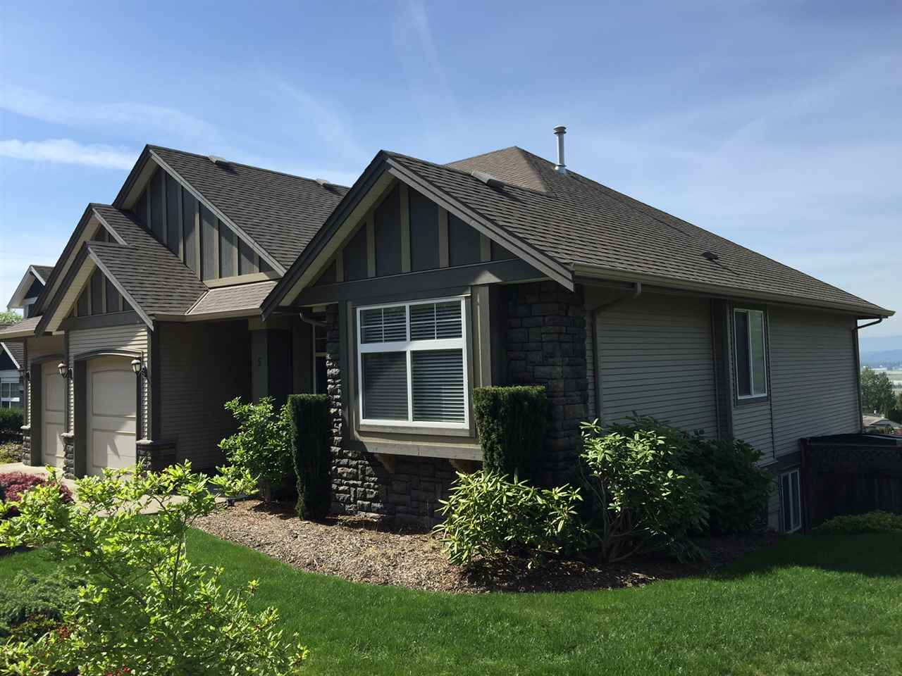 "Main Photo: 5 3532 MCKINLEY Drive in Abbotsford: Abbotsford East House for sale in ""MCKINLEY ESTATES"" : MLS® # R2059743"