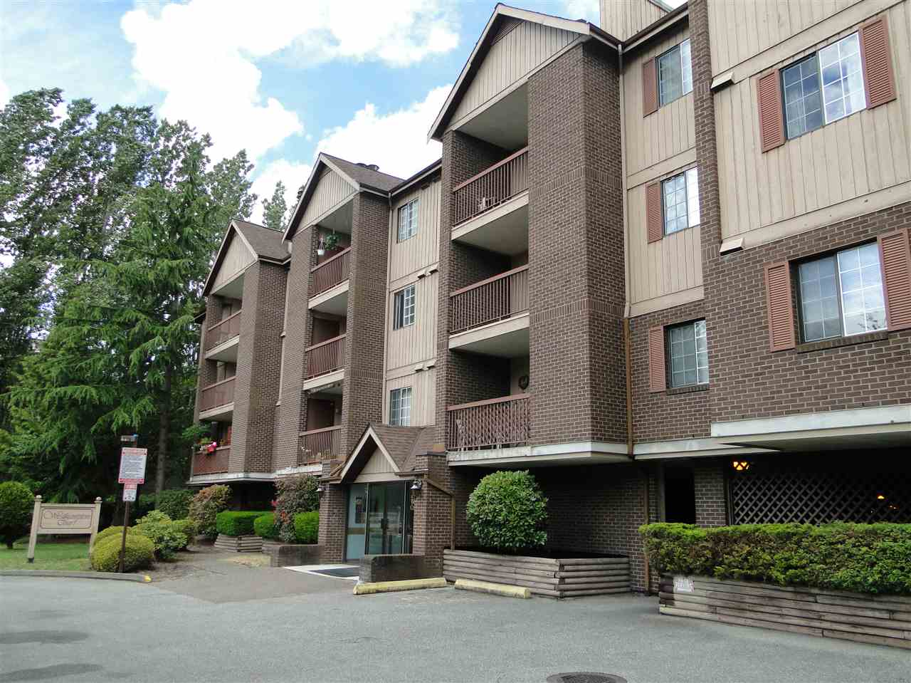 "Main Photo: 323 8511 WESTMINSTER Highway in Richmond: Brighouse Condo for sale in ""WEST HAMPSTON"" : MLS® # R2084687"