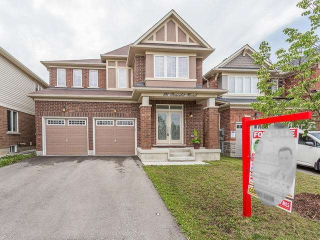 Main Photo: 16 Poncelet Road in Brampton: Northwest Brampton House (2-Storey) for sale : MLS® # W3562943