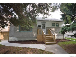 Main Photo: 425 Louis Riel Street in Winnipeg: St Boniface Residential for sale (2A)  : MLS(r) # 1620021