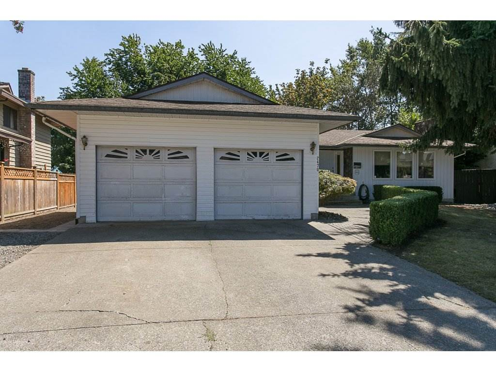 FEATURED LISTING: 2470 SUNNYSIDE Place Abbotsford
