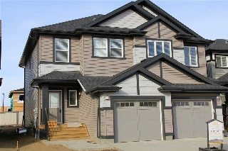 Main Photo:  in Edmonton: Zone 58 House Half Duplex for sale : MLS(r) # E4037822