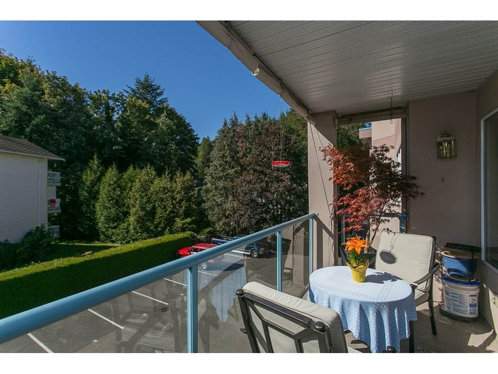 "Photo 19: 209 33110 GEORGE FERGUSON Way in Abbotsford: Central Abbotsford Condo for sale in ""Tiffany Park"" : MLS® # R2110193"
