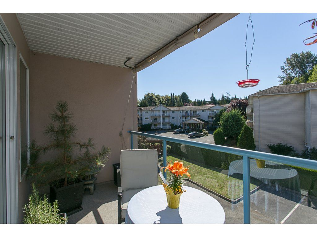 "Photo 20: 209 33110 GEORGE FERGUSON Way in Abbotsford: Central Abbotsford Condo for sale in ""Tiffany Park"" : MLS® # R2110193"