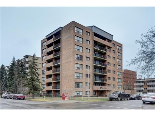Main Photo: 802 1414 12 Street SW in Calgary: Beltline Condo for sale : MLS® # C4087498