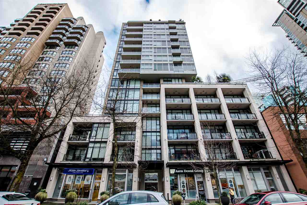 "Main Photo: 506 1252 HORNBY Street in Vancouver: Downtown VW Condo for sale in ""Pure"" (Vancouver West)  : MLS®# R2133579"