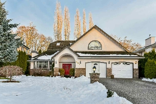 "Main Photo: 8452 141ST Street in Surrey: Bear Creek Green Timbers House for sale in ""Brookside"" : MLS(r) # R2139310"