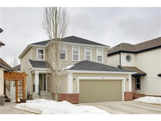 Main Photo: 51 COPPERLEAF Crescent SE in Calgary: Copperfield House for sale : MLS®# C4101240