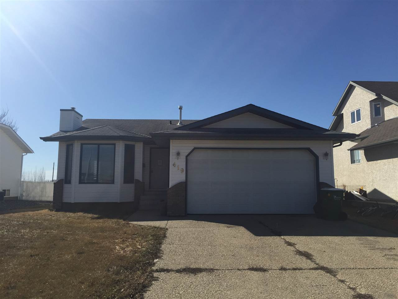 Main Photo: 419 Grandin Drive: Morinville House for sale : MLS(r) # E4059957