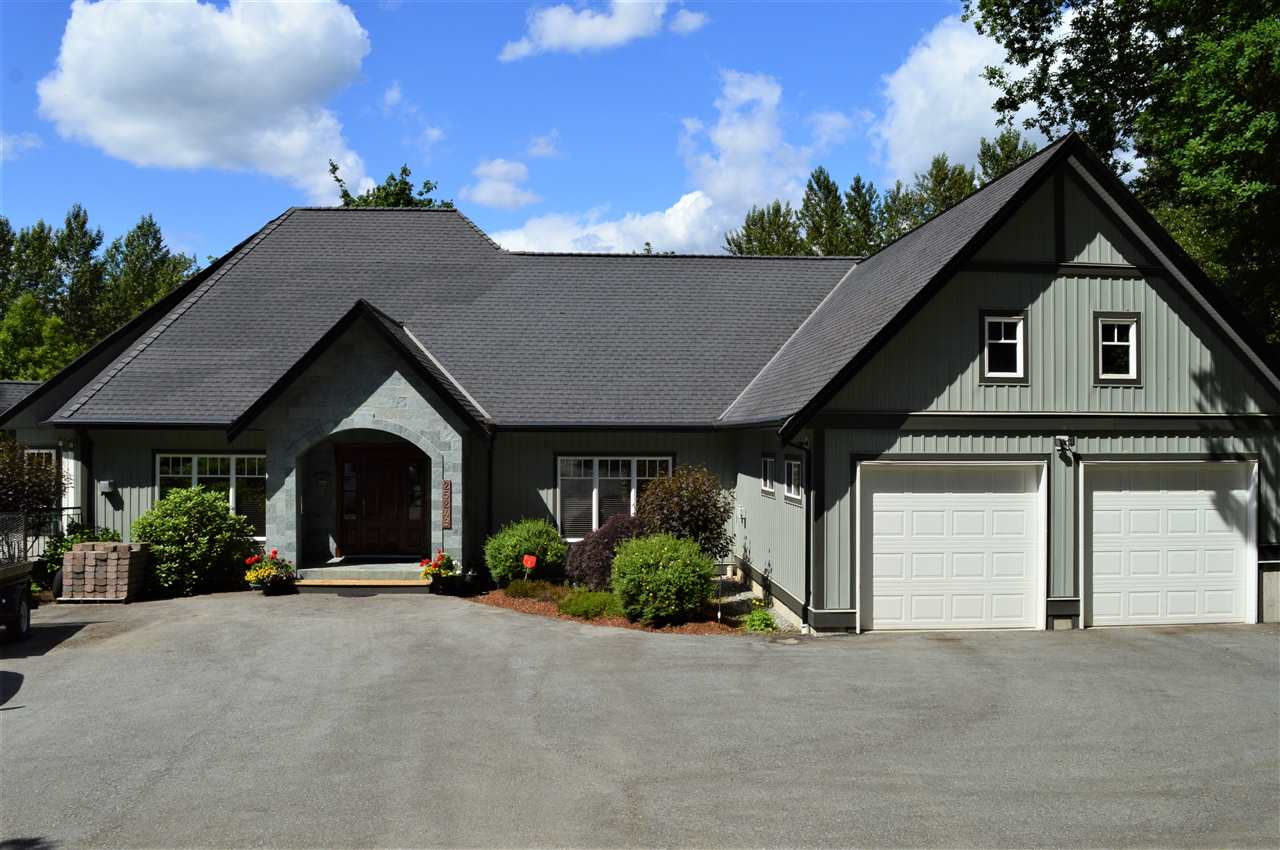 Main Photo: 25249 BOSONWORTH Avenue in Maple Ridge: Thornhill MR House for sale : MLS(r) # R2181830