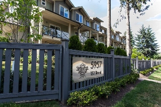 "Main Photo: 4 5957 152 Street in Surrey: Sullivan Station Townhouse for sale in ""PANORAMA STATION"" : MLS(r) # R2190581"