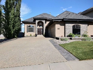 Main Photo: 2415 Martell Crescent in Edmonton: Zone 14 House for sale : MLS® # E4075739