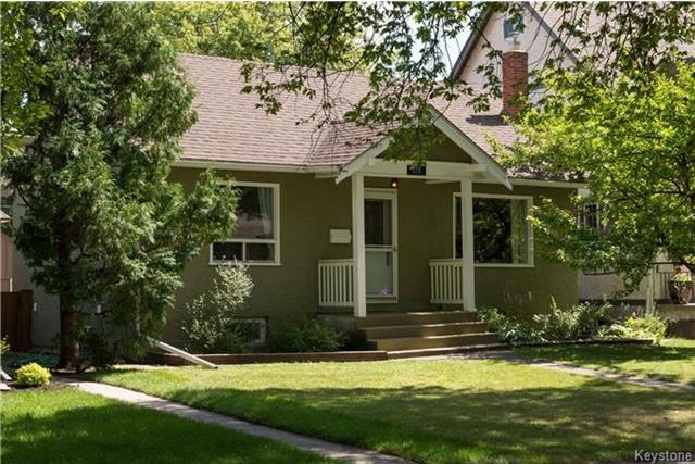 Main Photo: 320 Campbell Street in Winnipeg: Residential for sale (1C)  : MLS® # 1721695