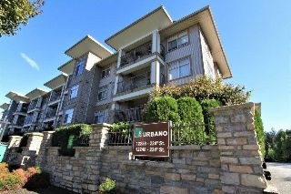 "Main Photo: 316 12248 224 Street in Maple Ridge: East Central Condo for sale in ""URBANO"" : MLS® # R2211064"