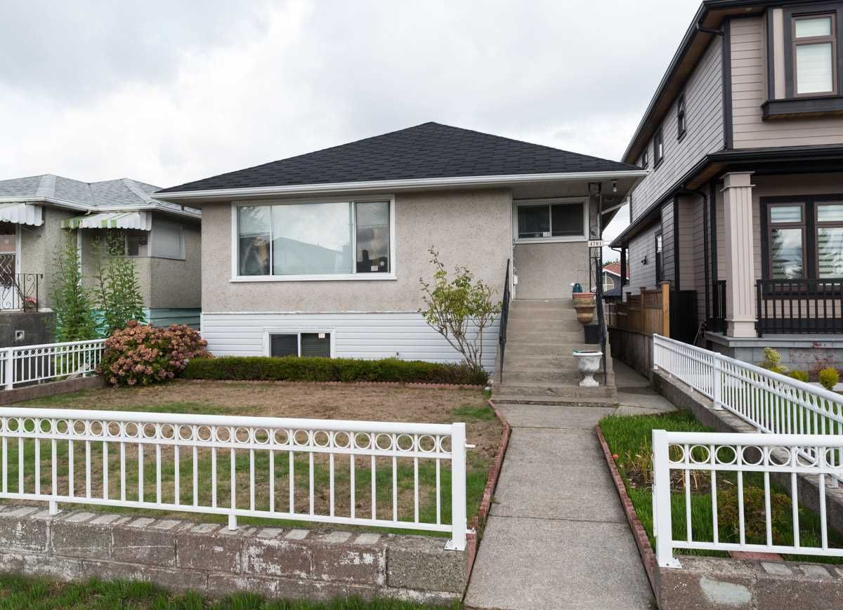 Main Photo: 4781 FRANCES Street in Burnaby: Capitol Hill BN House for sale (Burnaby North)  : MLS® # R2211132