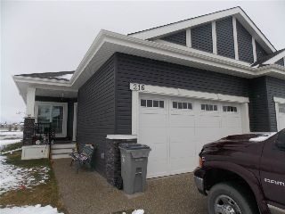 Main Photo: 216 50 Heatherglen Drive: Spruce Grove House Half Duplex for sale : MLS® # E4061117