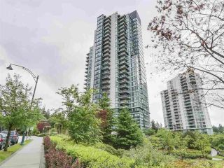 "Main Photo: 404 288 UNGLESS Way in Port Moody: North Shore Pt Moody Condo for sale in ""CRESCENDO"" : MLS® # R2218295"