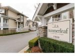 "Main Photo: 68 15030 58 Avenue in Surrey: Sullivan Station Townhouse for sale in ""Summerleaf"" : MLS® # R2222019"