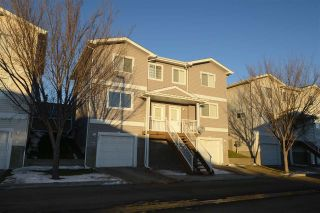 Main Photo:  in Edmonton: Zone 35 Townhouse for sale : MLS® # E4090709